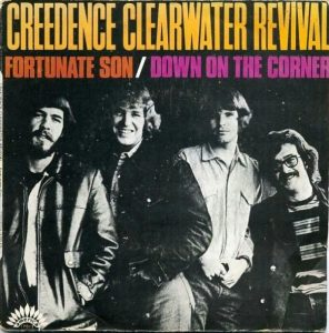 Fortunate Son dei Creedence Clearwater Revival