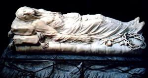 Il Cristo velato di Giuseppe Sanmartino, una delle cose da vedere assolutamente a Napoli anche in una visita di soli 3 giorni di Liberonapoli via Wikimedia Commons