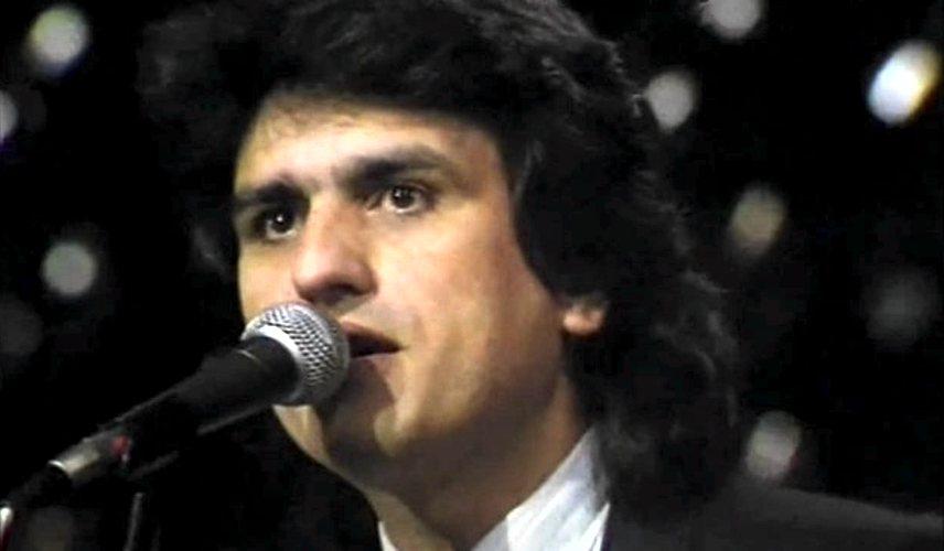 Toto Cutugno durante il suo periodo d'oro, gli anni '80
