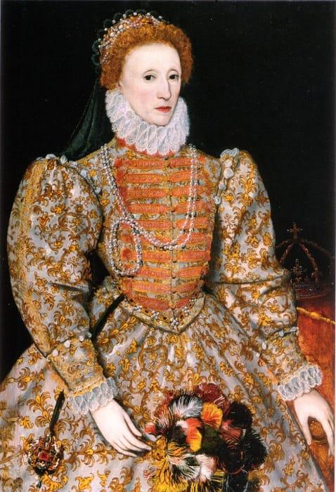 Un altro ritratto di Elisabetta I d'Inghilterra