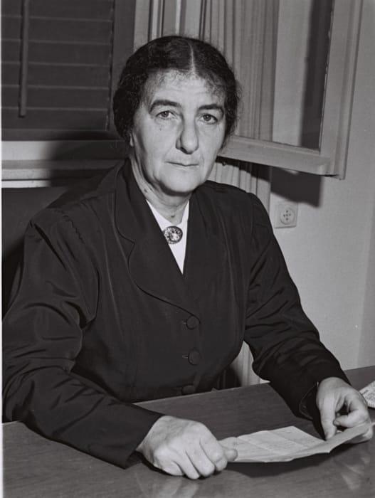 Golda Meir nel 1949