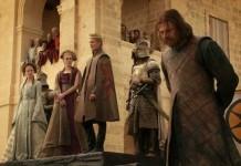 La triste morte di Eddard Stark durante la prima stagione de Il trono di spade