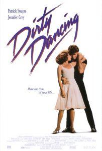 Dirty Dancing, forse il più famoso e amato tra i film di ballo degli anni '80
