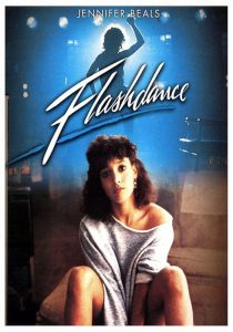 Flashdance, con Jennifer Beals