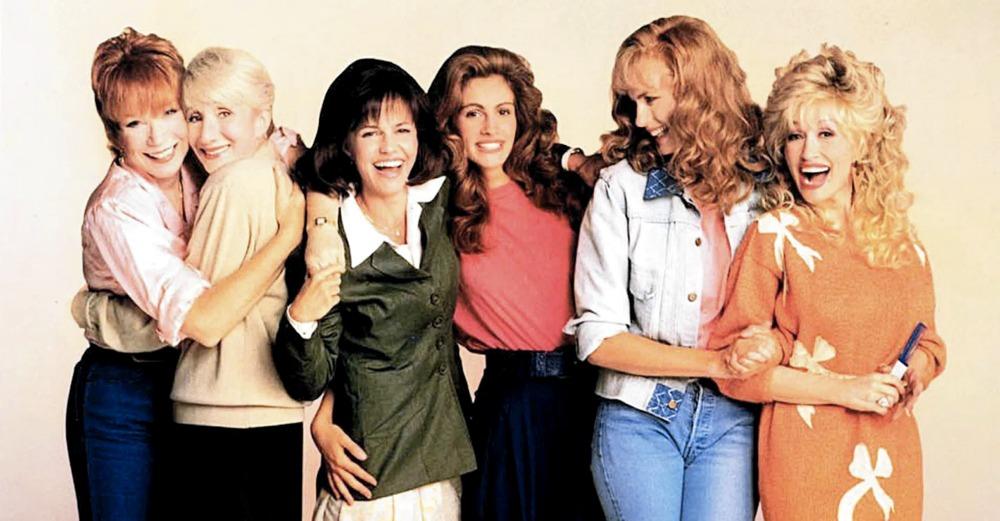 Il cast femminile di Fiori d'acciaio