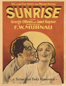 Aurora di Murnau, un classico del cinema muto