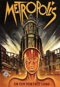 Metropolis di Fritz Lang, forse il più innovativo dei film muti mai prodotti