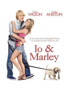 Owen Wilson e Jennifer Aniston, protagonisti di Io & Marley