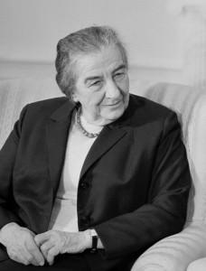 Golda Meir, donna forte del Novecento