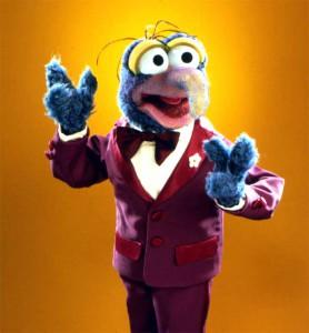 Gonzo, uno dei Muppet più paradossali