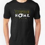 «We're home», la nuova citazione