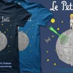 Il piccolo Jedi, ovvero come sarebbe stato Il piccolo principe se l'avesse scritto George Lucas
