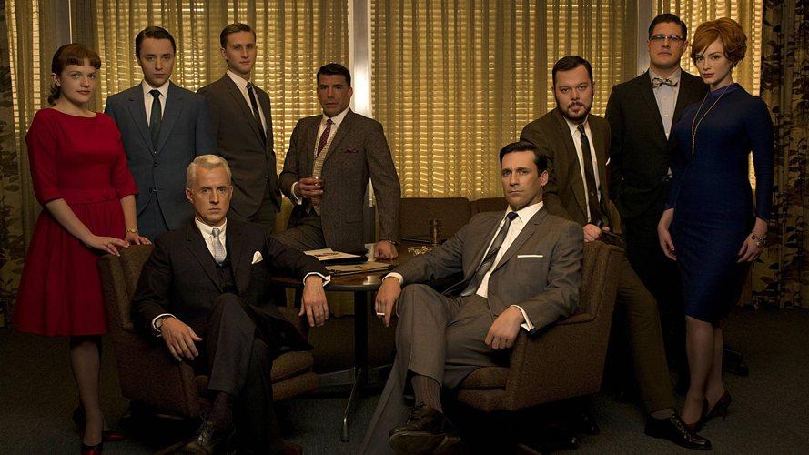 Mad Men, forse la più famosa tra le serie TV ambientata negli anni '60