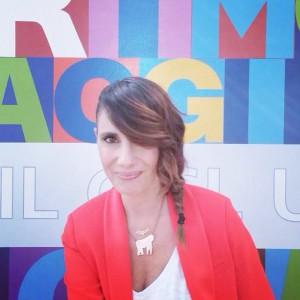 Paola Maugeri, forse la più famosa vegana italiana del mondo dello spettacolo