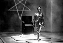 Fotogramma di Metropolis, il film muto capolavoro di Fritz Lang