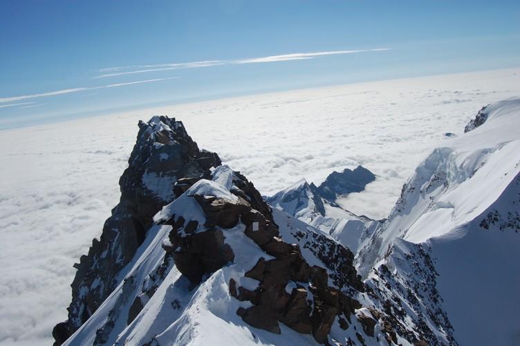 Il Monte Rosa in una foto di oargi