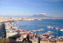 Il panorama di Napoli