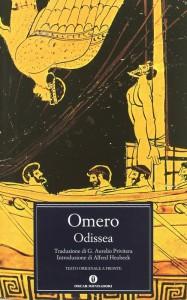 Una delle molte edizioni disponibili dell'Odissea di Omero