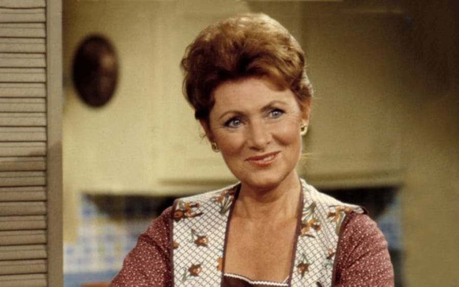 Marion Ross ai tempi di Happy Days