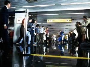 Lo spot della Nike con la nazionale del Brasile all'interno di un aeroporto