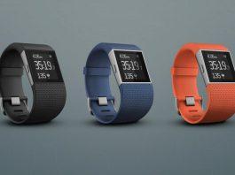 Il Fitbit Surge, modello ideale per chi pratica sport e possiede l'iPhone