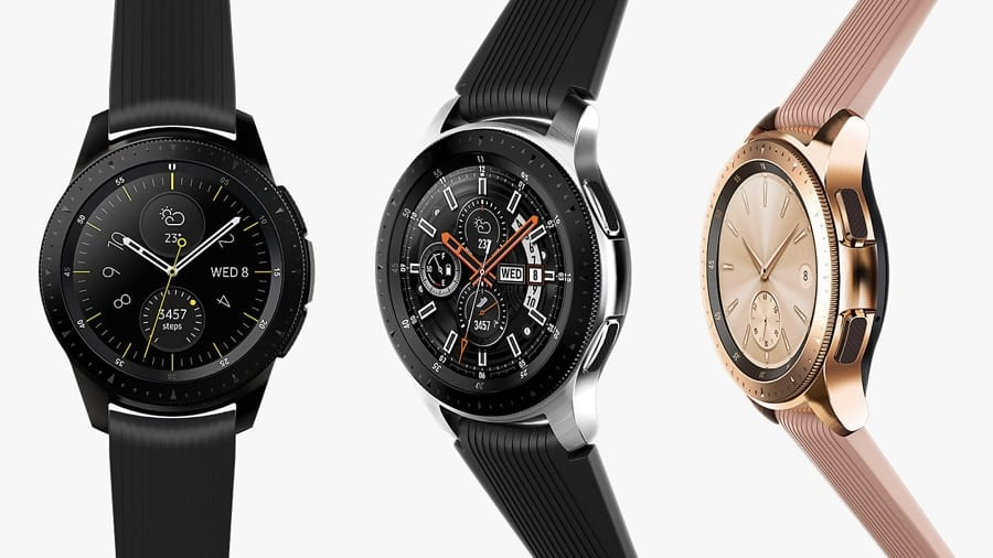 Il Samsung Galaxy Watch