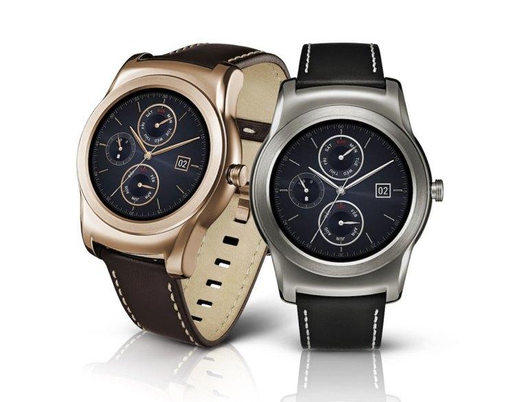 Lo smartwatch LG Urbane, pensato per Android ma che funziona anche con l'iPhone