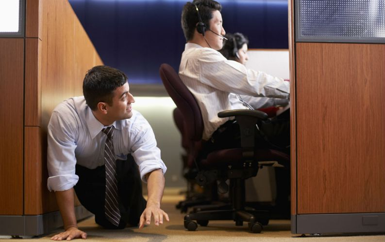 Cinque motivi per cui abbandonare il proprio lavoro e cercare una vita migliore