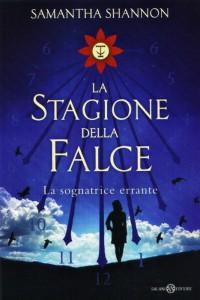 """Copertina de """"La stagione della falce"""", bel fantasy per ragazze pubblicato da Salani"""