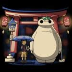 Come sarebbe stato Baymax se l'avesse pensato Hayao Miyazaki