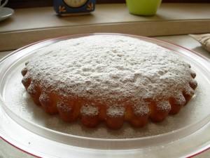 La torta resa famosa dal web è in realtà una semplice torta allo yogurt (foto di Marco Segato via Flickr)