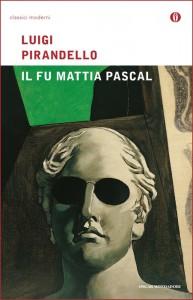 Il fu Mattia Pascal, romanzo in cui emerge il contrasto tra Vita e Forma alla base della poetica di Pirandello