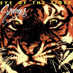 Eye of the Tiger, il celebre brano dei Survivor tratto dalla colonna sonora di Rocky III
