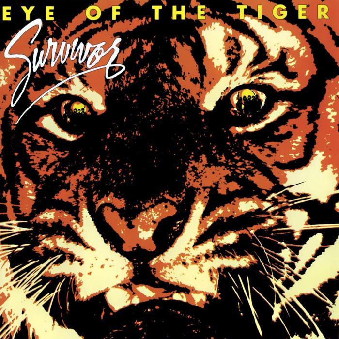 Eye of the Tiger, il celebre brano dei Survivor tratto dalla colonna sonora di Rocky III