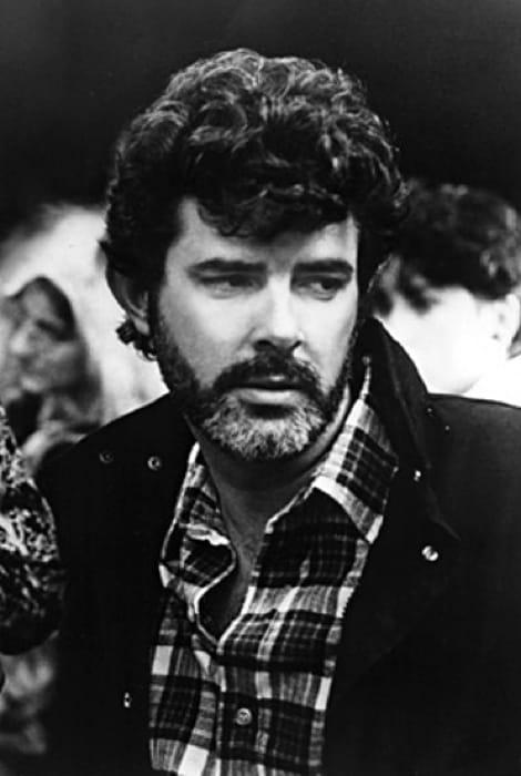 George Lucas nel 1986