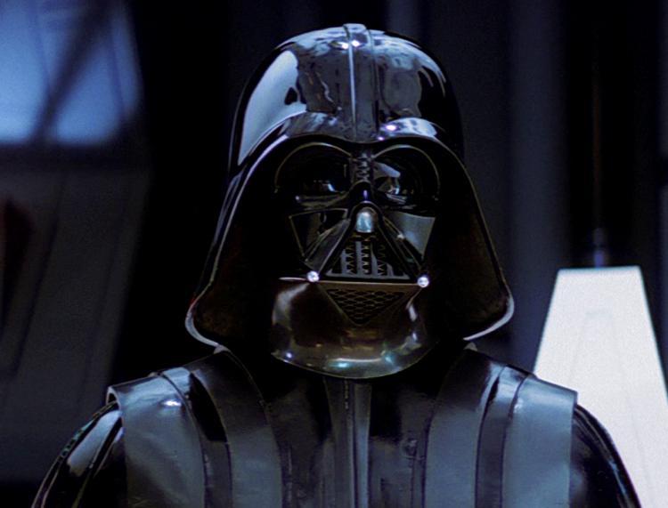 Darth Vader (o Dart Fener) e gli attori che gli hanno prestato il volto o la voce