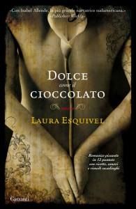 Dolce come il cioccolato, romanzo della messicana Laura Esquivel