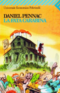 La copertina dell'edizione Feltrinelli de La fata carabina