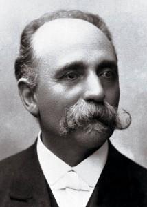 Camillo Golgi a inizio Novecento