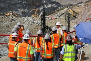 Ingegneri al lavoro sul campo (foto della U.S. Army Corps of Engineers via Flickr)