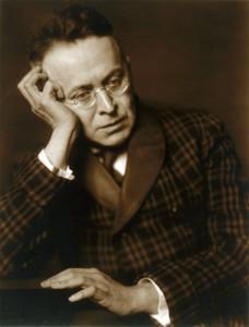 Il grande aforista Karl Kraus negli anni della maturità