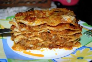 Le lasagne al forno, un classico
