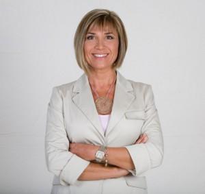 La giornalista spagnola Julia Otero