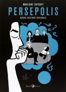La copertina dell'edizione integrale di Persepolis, di Marjane Satrapi