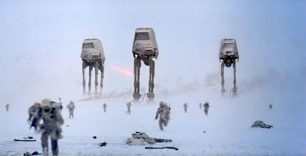 La battaglia di Hoth