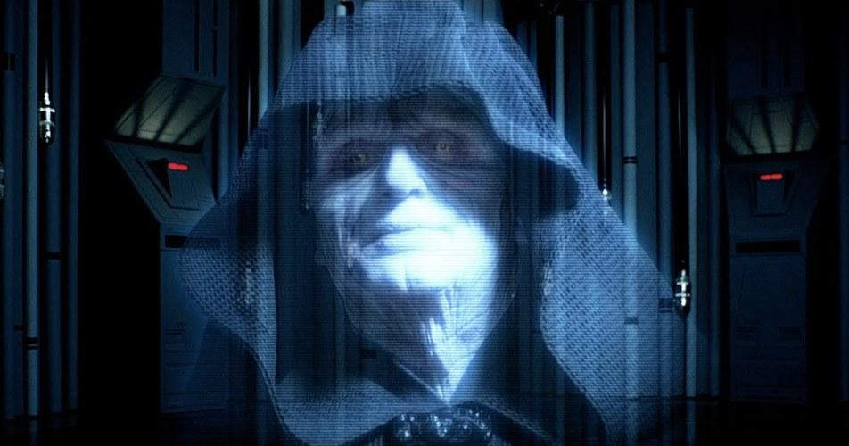 La scena con l'imperatore Palpatine nella versione rimasterizzata de L'Impero colpisce ancora