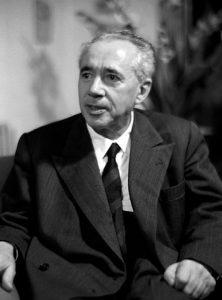 Giulio Natta negli anni '60