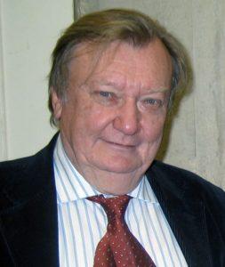 Carlo Rubbia nel 2005
