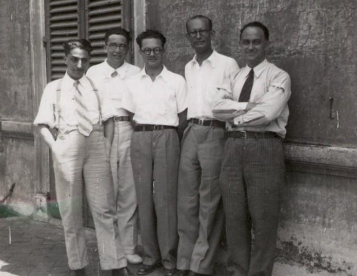 Cinque tra i pi famosi scienziati italiani del novecento for Nomi dei politici italiani