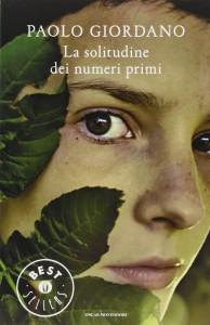 La celebre copertina de La solitudine dei numeri primi di Paolo Giordano